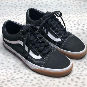 Vans Classic Old Skool Sneaker Canvas Gum Sole